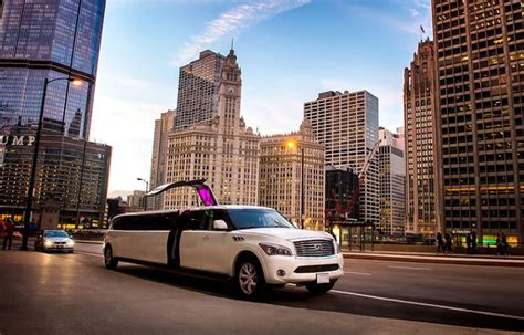 Limo Rental Chicago by Suv Limo Rental In Chicago Area Naperville Limousine