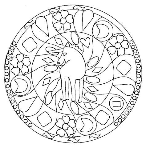 mandala animali da colorare pdf mandala mandalas with animals 100