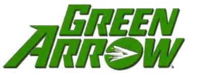 Green Arrow  Green Arrow Superhero Logo