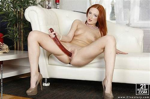 Pussy Training Of Eva Berger #Eva #Berger #Pale #Small #Tits #Redhead #Gets #Ass #Fucked #By