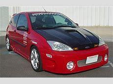 Bodykit for Ford Focus 1999 2004 › AVB Sports car