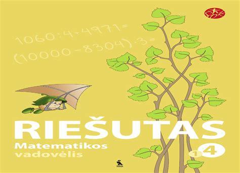 ISSUU - Matematika 4 klasei by Leidykla