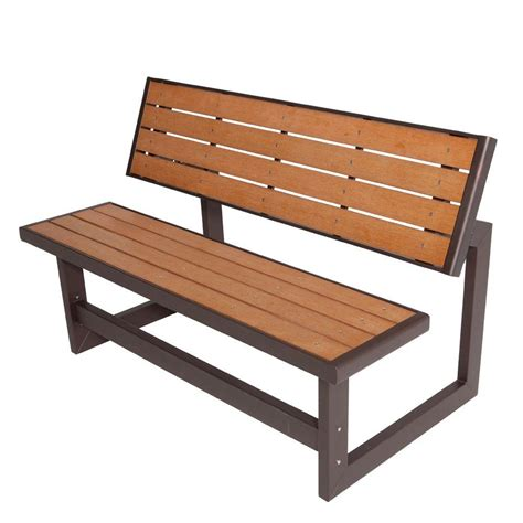 home depot garden table lifetime convertible patio bench 60054 the home depot