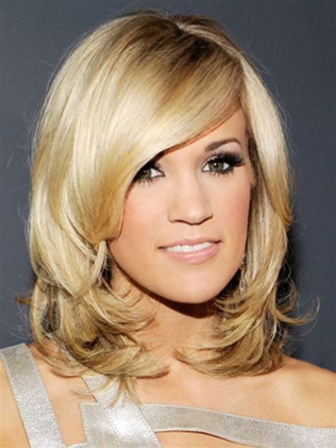 hairstyles for oval faces s fave hairstyles