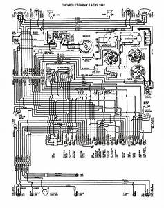 67 Chevrolet Nova Wiring Diagram