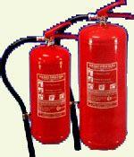 Pěnové hasicí přístroje