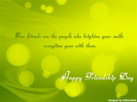 exciting friendship day ecards  quotes entheosweb