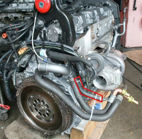 vr turbo coolant rubber hose repair page