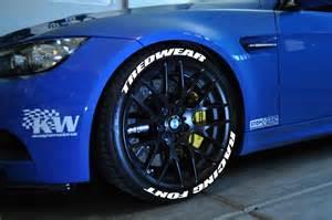 racing font tire letter kit