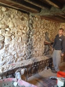 Michigan Stone Masonstone Foundation Repairstone Basement