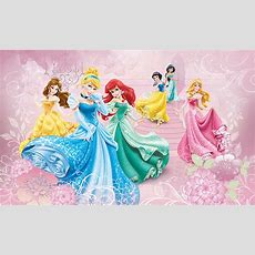 Princess Room Disney Wallpaper Murals Homewallmuralscouk