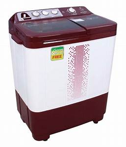 Videocon 7 2 Kg Vs72h12 Control Semi Automatic Top Load