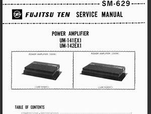 Fujitsu Ten Um