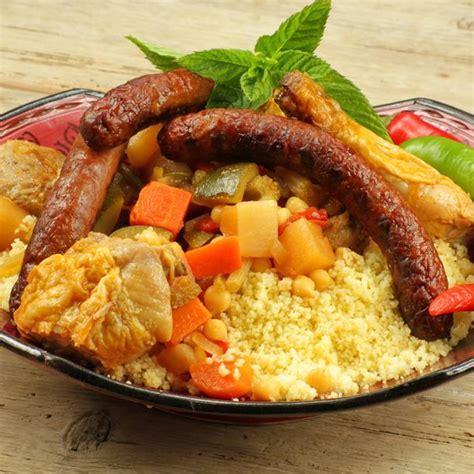 recette cuisine couscous tunisien recette couscous et sa sauce