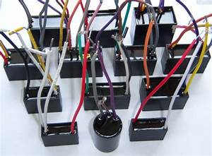 5 Wire Ceiling Fan Capacitor 4 6