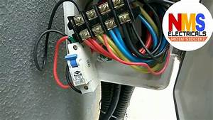 Street Light Wiring