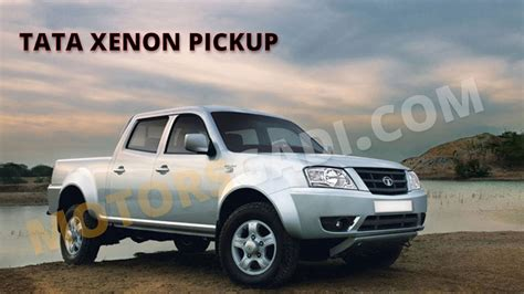 Gambar Mobil Tata Xenon by New Tata Xenon 2018 Review Xenon Feature And