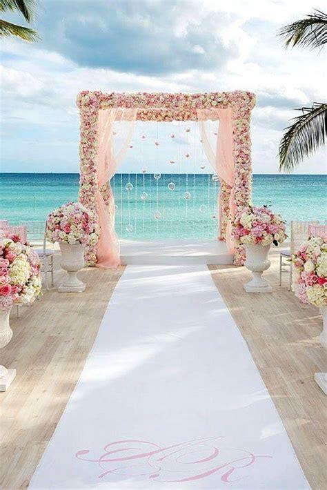 18 Stunning Fun Beach Wedding Decorations Ideas ChicWedd