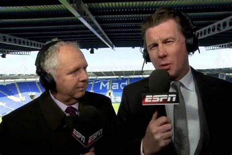 ESPN TV and Radio Commentators for 2014 FIFA World Cup