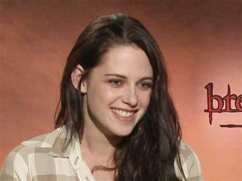 Kristen Stewart Interview about Breaking Dawn | Kristen ...