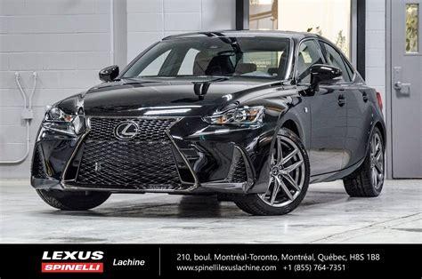2018 Lexus Is 350 350 F Sport Iii Awd; Audio Toit Gps Lss