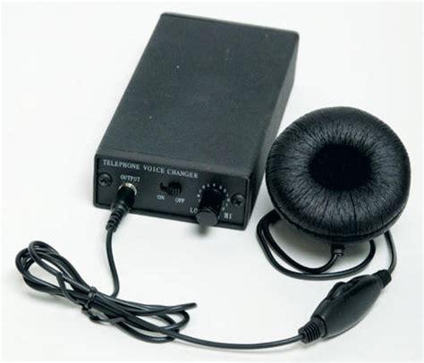 mobile voice changer  portable voice changer