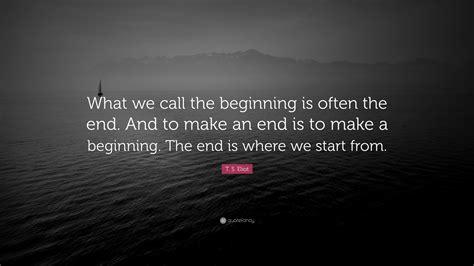 T. S. Eliot Quote: