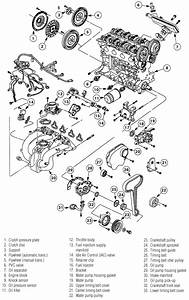 Ford 2 0 Dohc Engine Exploded View  Wiring Diagrams And