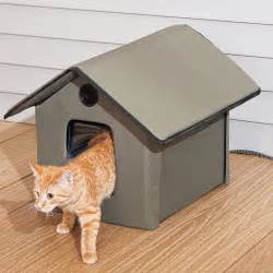 K&H Heated Outdoor Kitty House KH 3993 Outdoor Cat House