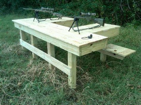 pin  brett edwards  fire arms shooting bench