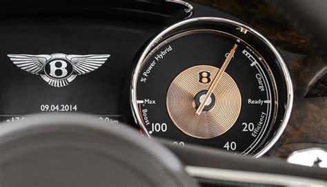 Bentley Bis 2020 by Nobelmarke Bentley Setzt Auf Hybridantrieb