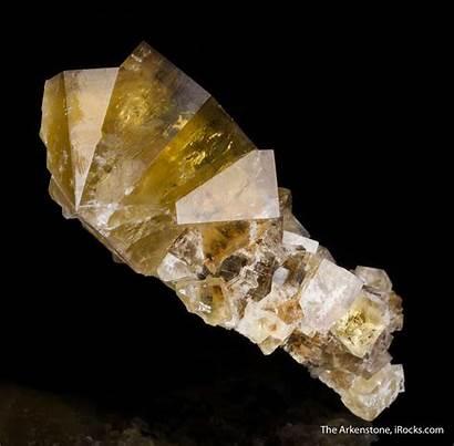 Mineral Fluorite Specimen Twinned Order Mine Minerals