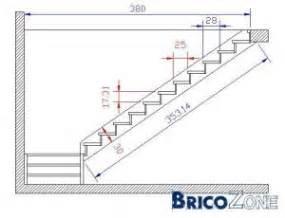 Comment Calculer Un Escalier Demi Tournant by Calcul Escalier Quart Tournant