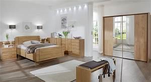 Schlafzimmer Komplett Holz : bettbank in erle dekor mit metallgriffen und sitzpolster ageo ~ Indierocktalk.com Haus und Dekorationen