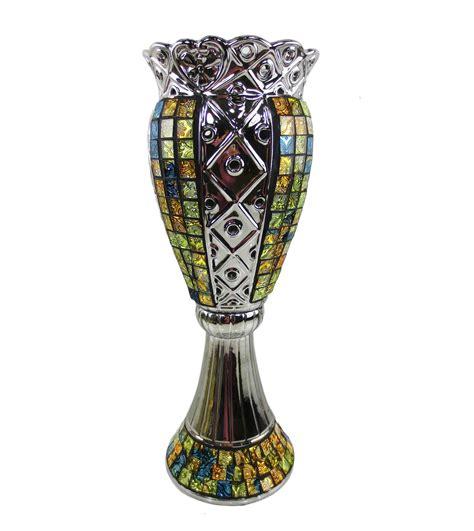 decorative ceramic vases dolce mela dmcv