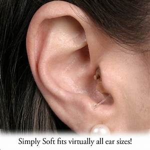 Simply Soft Smart Touch Digital Hearing Aid  Left Ear