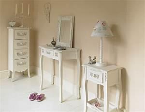 Schlafzimmer Französischer Stil : wei holz nachttisch kommoden franz sischer shabby chic stil schlafzimmerm bel ebay ~ Sanjose-hotels-ca.com Haus und Dekorationen