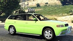 1999 Daewoo Nubira I Wagon Cdx Us 2 0 Final - Gta V