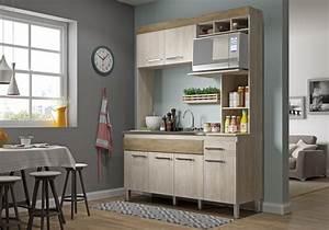 Cocina, Compacta, Eliane, Hogar, U0026, Oficina, Cocina, U0026, Comedor, Cocinas, Compactas
