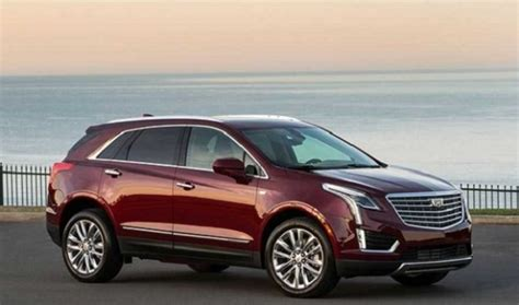 2019 Cadillac Xt5 Changes, Price  2019 And 2020 New Suv