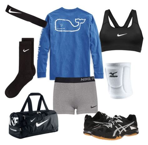 volleyball practice  sierrah   polyvore featuring