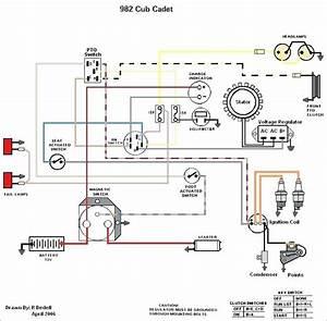 Cub Cadet Slt1554 Wiring Diagram