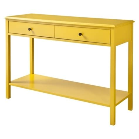 threshold windham desk yellow windham console table threshold console tables