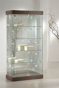 Glass Showcase Designs For Living Room at Modern Home Designs