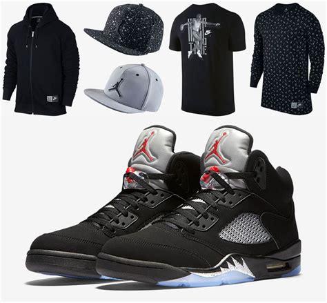 Air Jordan 5 Retro White Metallic Clothes