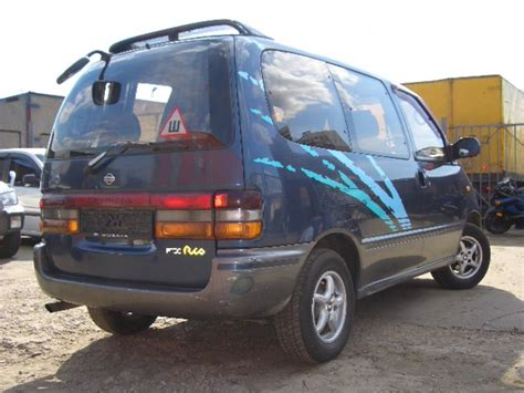 Nissan Serena Picture by 1992 Nissan Serena Pictures