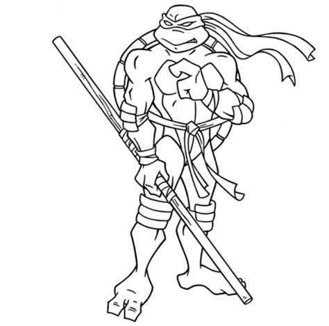 teenage mutant ninja turtles coloring pages Páginas para