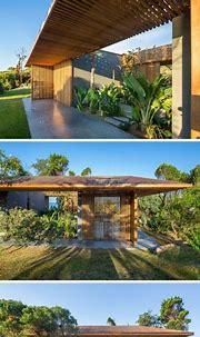 49+ Ideas House Design Modern Tropical | Modern tropical ...