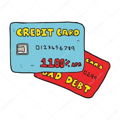 cartoon credit cards stock vector  lineartestpilot