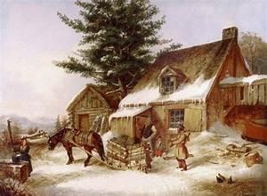 Une Corde De Bois : marchandage pour une corde de bois 1860 art cornelius ~ Melissatoandfro.com Idées de Décoration